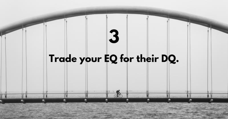 Bridge the digital skills gap—trade your EQ for their DQ